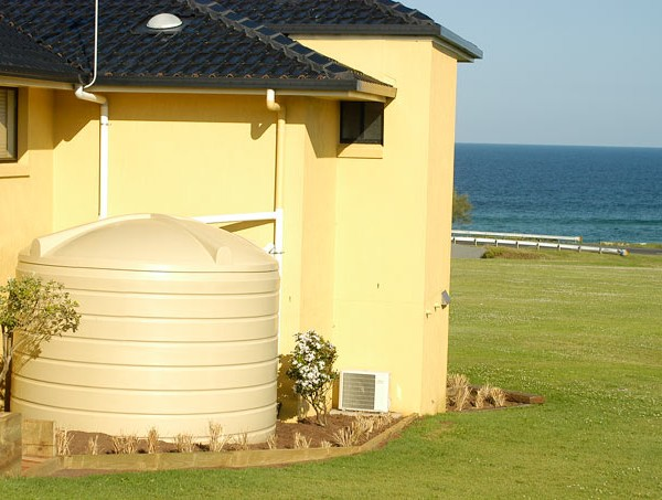 9,000 Litre Round Household Tank