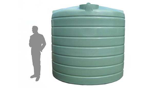R10000 Litre Rainwater Tank | The Water Tank Factory