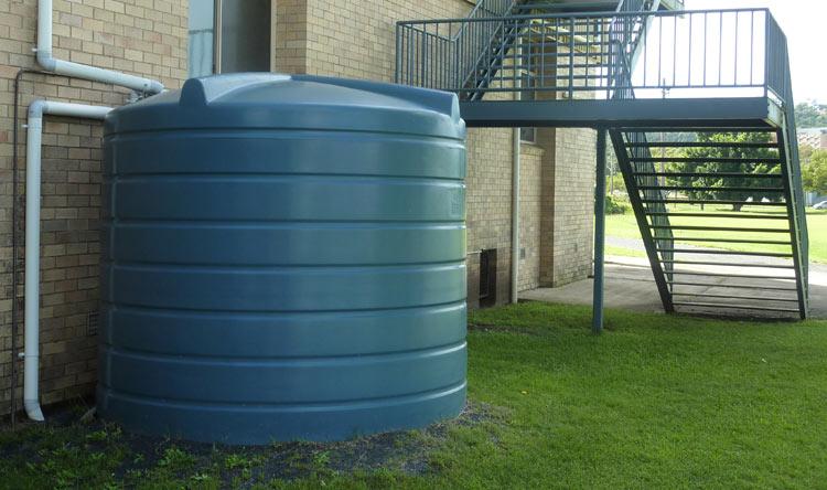 R10000 Litre Rainwater Tank The Water Tank Factory