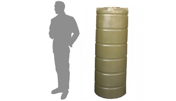 R680 Litre Rainwater Tank