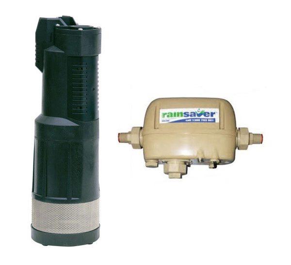 DAB Divertron 1200 Submersible Pump with Rainsaver Controller