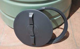 manhole screw top lids