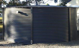 LT33S Rural Steel Panel Tank (above 30000 litres water storage)