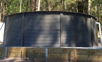 LT76S Rural Steel Panel Tank