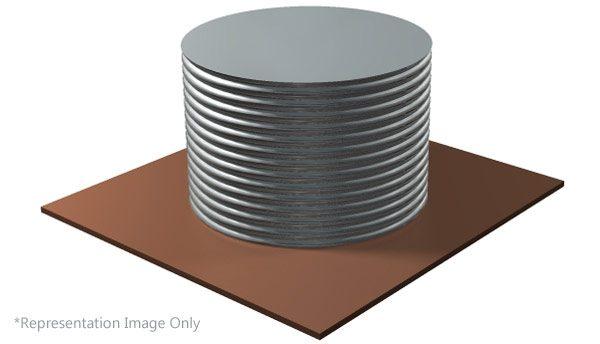 Round Steel Water Tank