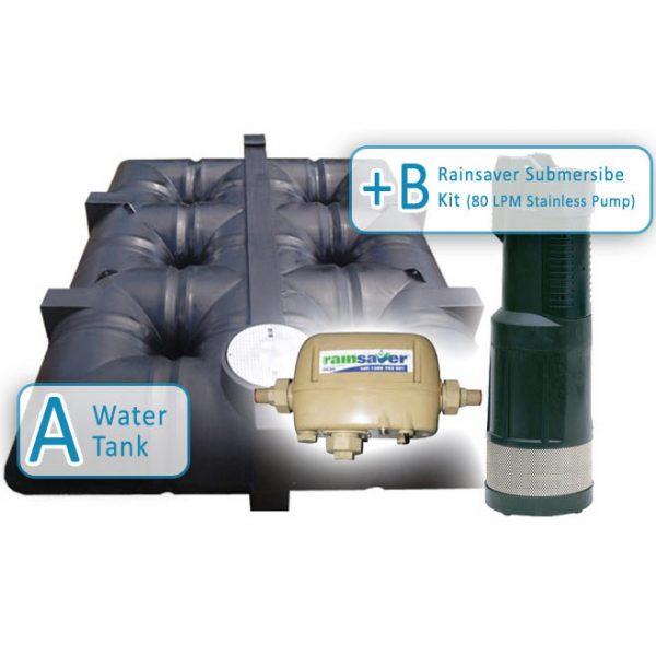 Urban-LU5000-Litre-Underground-Tank-Package-with-Pump