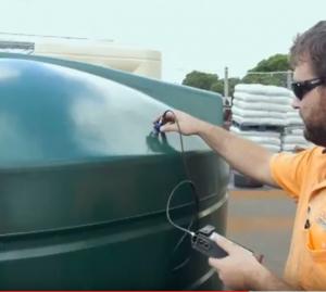 Water Tank Testing