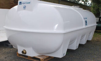 Liquid Load Baffled Liquid Transport Tank for Trucks